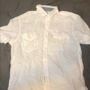 H&M Men's button down short sleeve